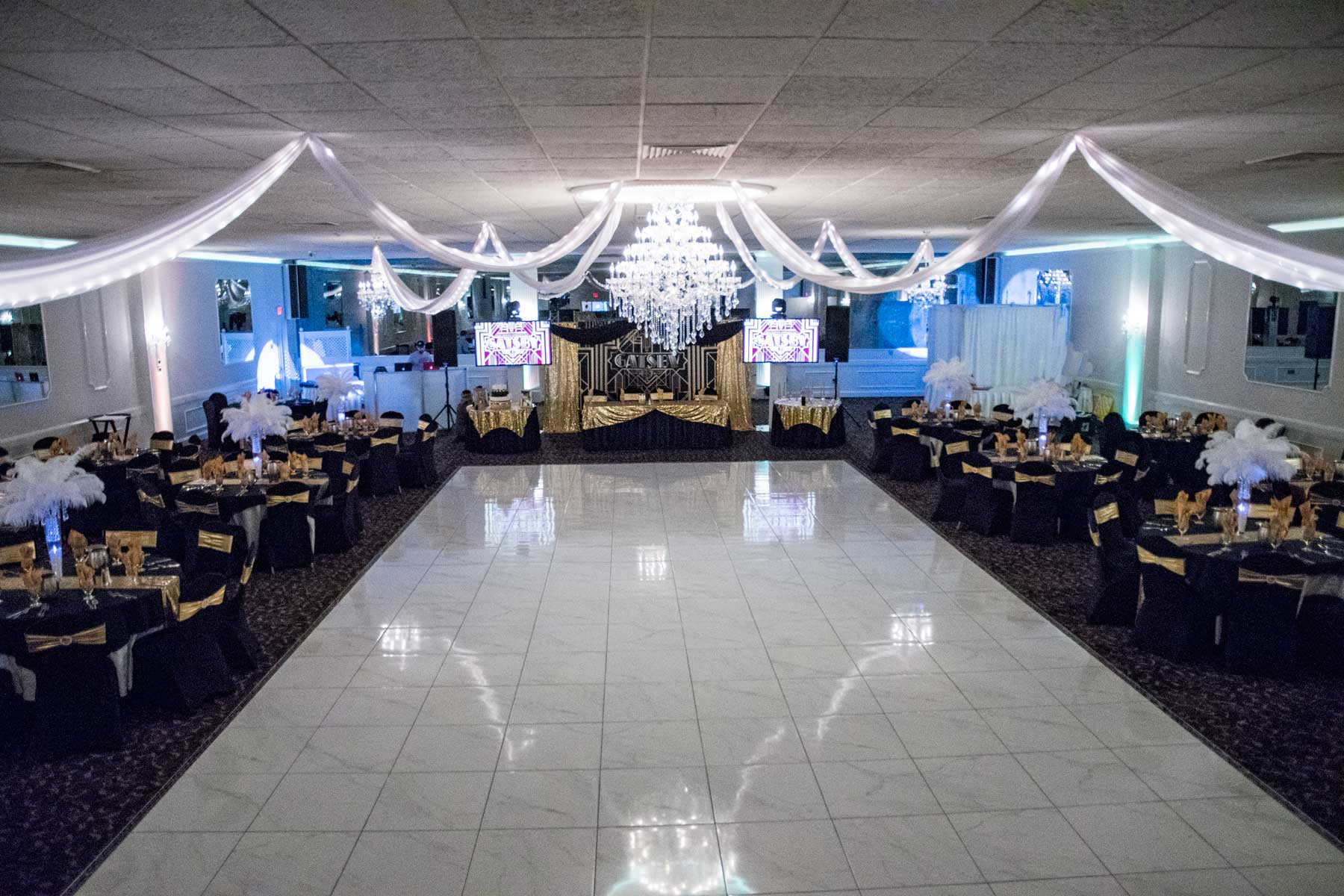 Best Banquet Halls In Nj The Gran Centurions Nj Best
